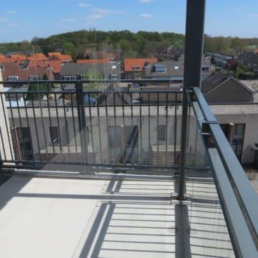Beglazing balkon