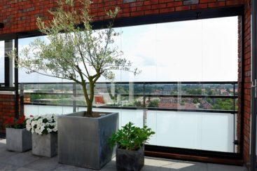 Balkonbeglazing prijzen