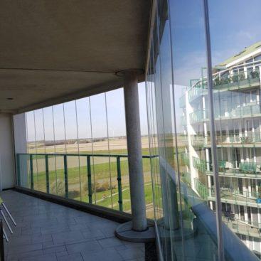 Balkon beglazing Barendrecht
