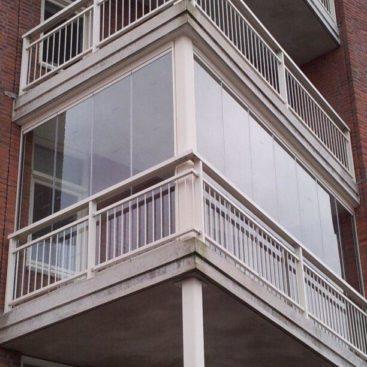 Balkonbeglazing berkel en rodenrijs