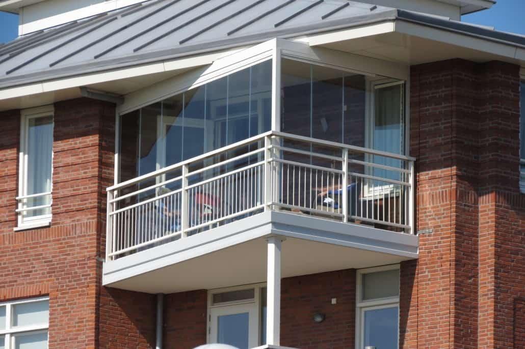 Balkon dichtmaken
