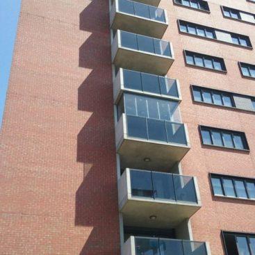 Beglazing balkon Heerhugowaard