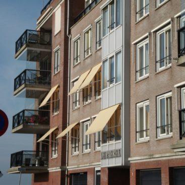 Beglazing balkon Hoorn