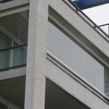 Beglazing balkon Lelystad