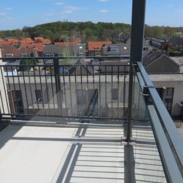 Beglazing balkon Oosterhout