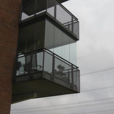 Balkon beglazing Rotterdam