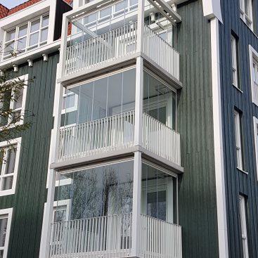Beglazing balkon Zaandam